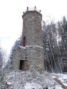 Schänzelturm auf dem Steigerkopf