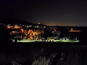 Nächtlicher Blick über St.Martin